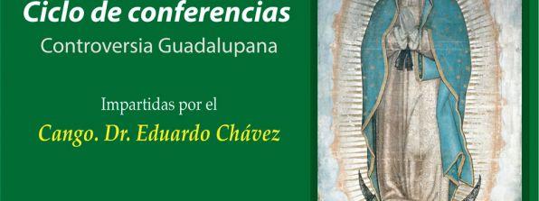 Noche de Museos-Controversia Guadalupana, 30 de octubre de 2019