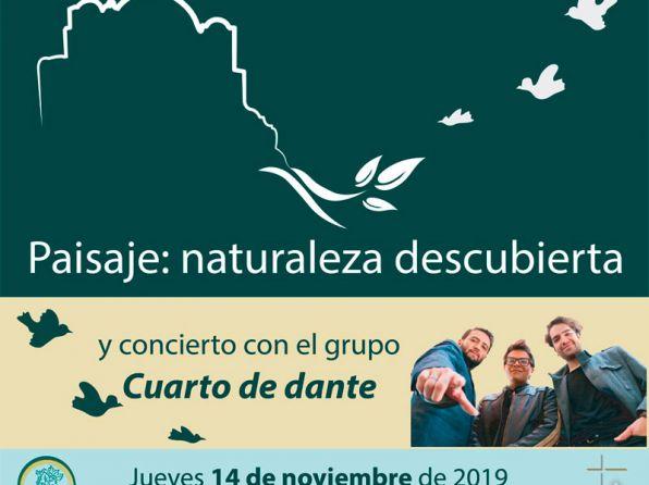 Inauguración de la Exposición Paisaje: naturaleza descubierta